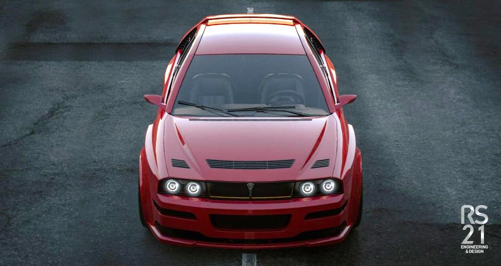 Car Evoluzione GT
